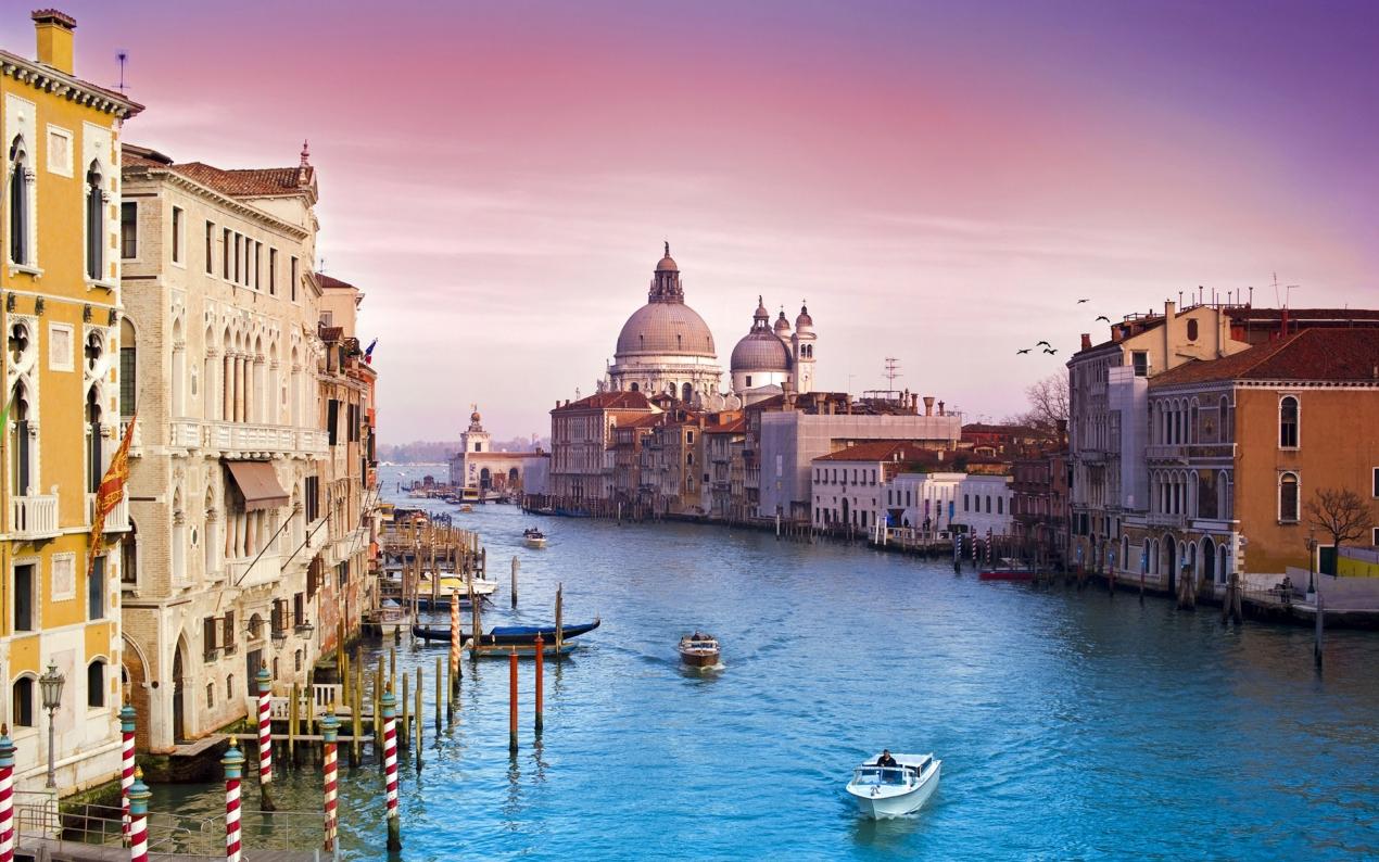 Venice and Bassano del Grappa