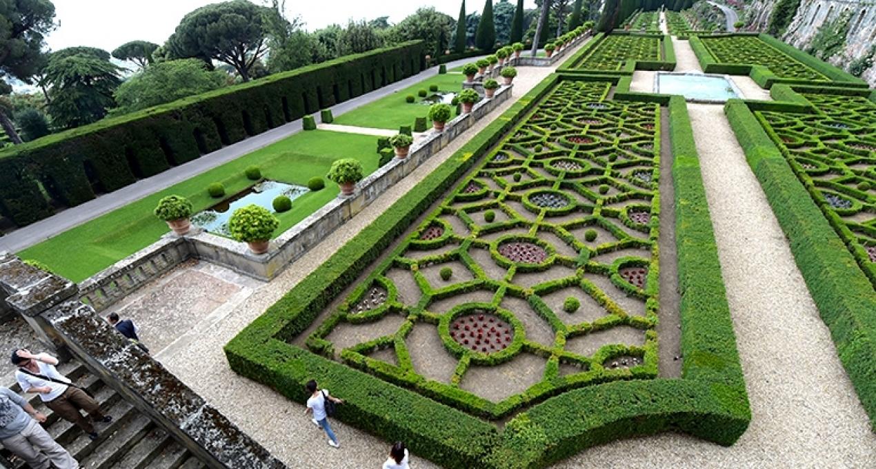 Rome and Castel Gandolfo
